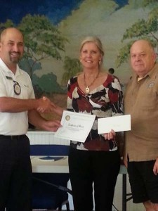 food pantry rotary donation