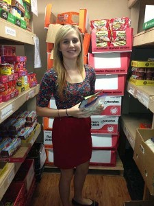 food pantry college student