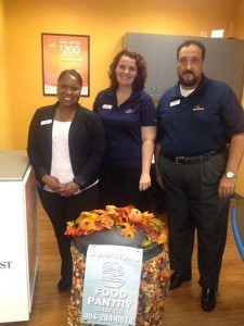 food pantry suntrust